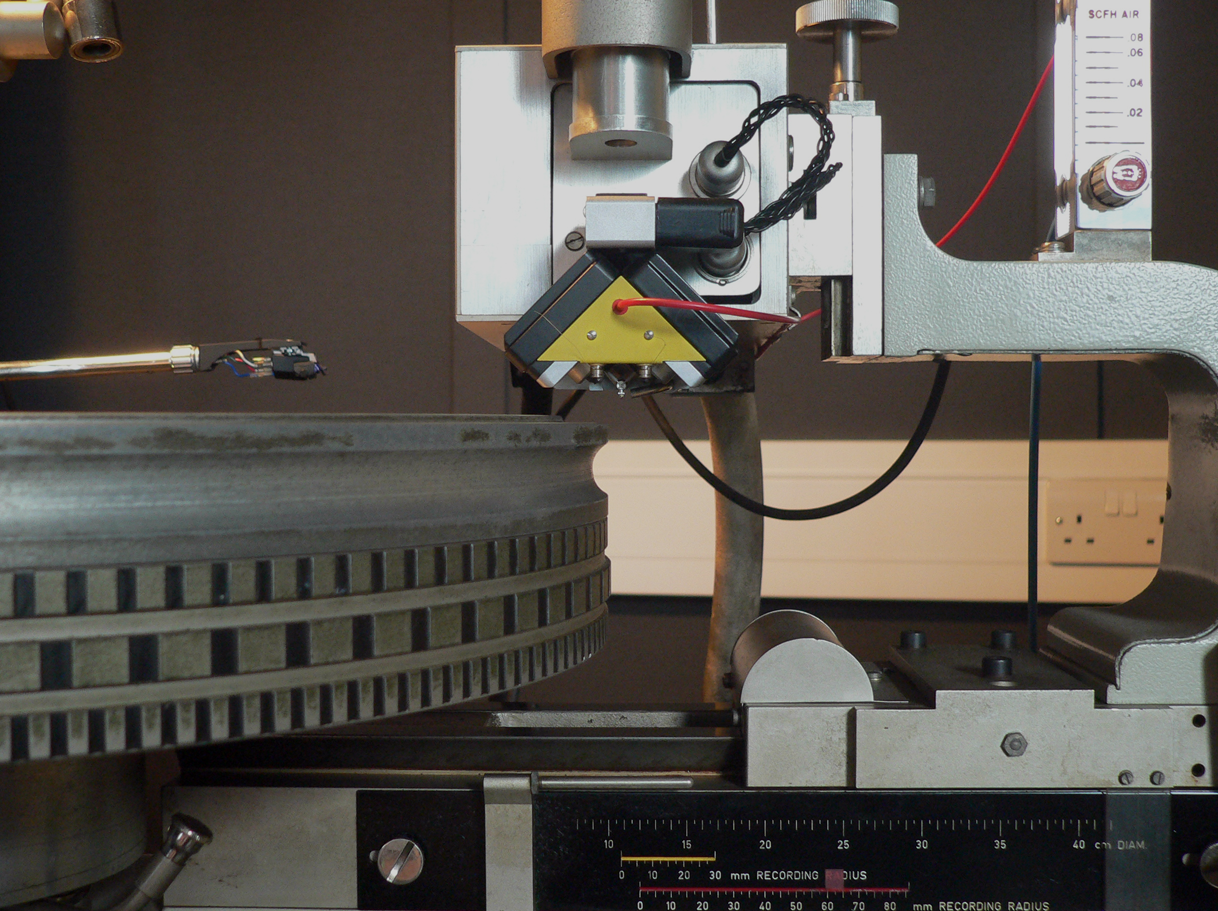 Vinyl Cutting Head